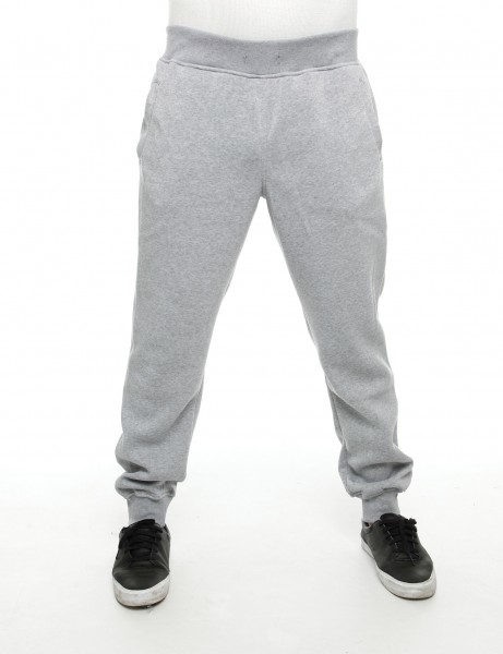 Southpole Basic Fleece Sweatpants Heather Grey