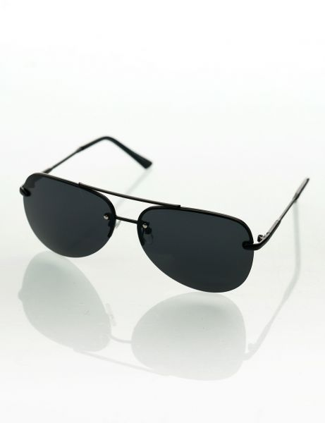 Topstreetwear Sunglasses 063 16F Black Green Black