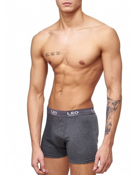 LPB Boxershorts 218663 Dark Grey