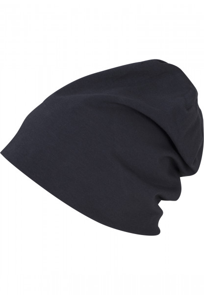 MENS Basic Jersey Beanie navy BY002-20155