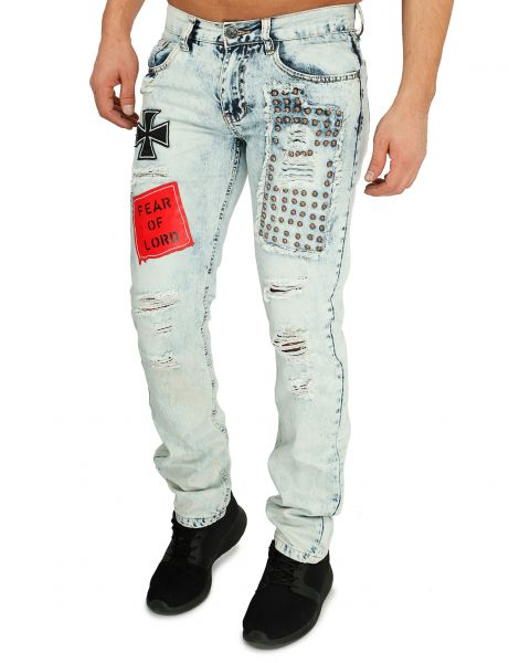 Imperious Jeans DP731 Light Blue