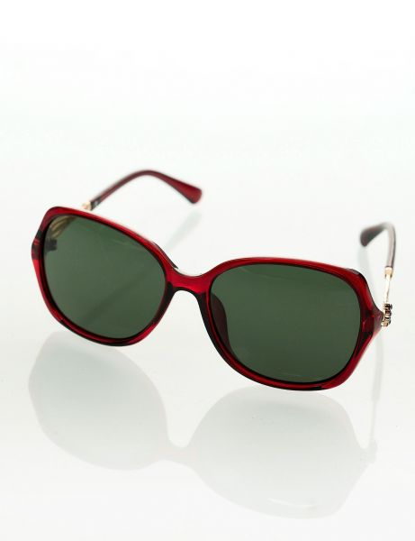Topstreetwear Sunglasses 5553 Red Green Red