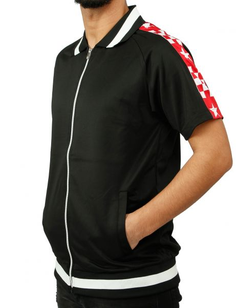 Imperious Youngster Track Jacket JK810 Black