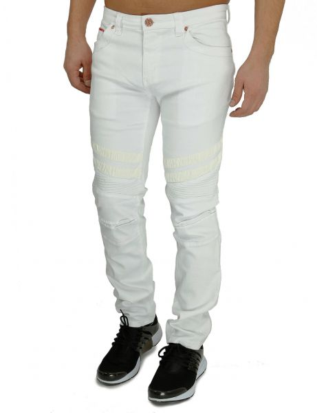 Imperious Jeans DP737 White