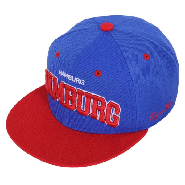 RB Hamburg Snapback Blue