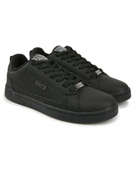 Henleys Project Drexel Cupsole Black