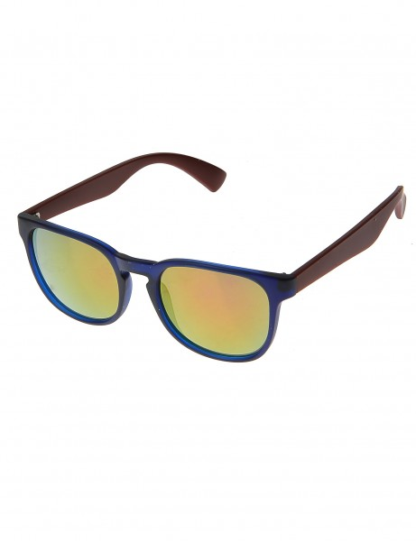 Sunglasses 023832VH Burgundy Blue