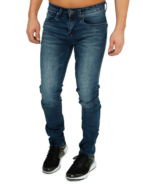 Imperious Jeans DP734 Mid Blue