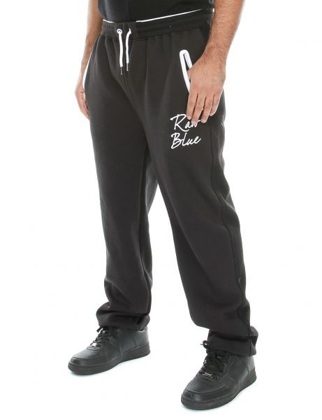 Raw Blue Sweatpant RB6-SP-002 Black
