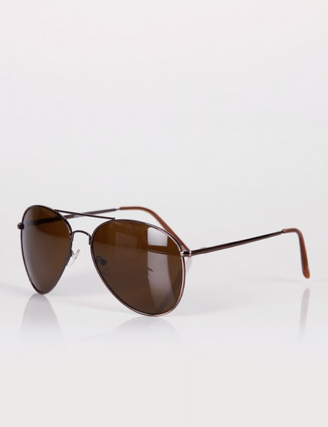 Sunglasses F1112 Brown