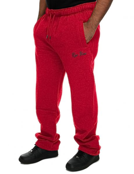 Raw Blue Sweatpant RB6-FP802 Red