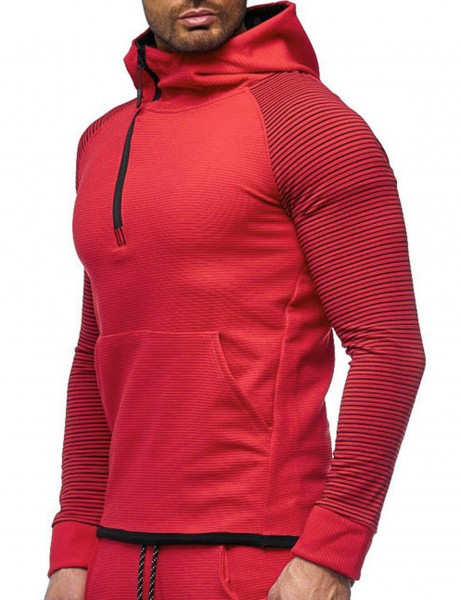 Cabin Hoody 1082 Red