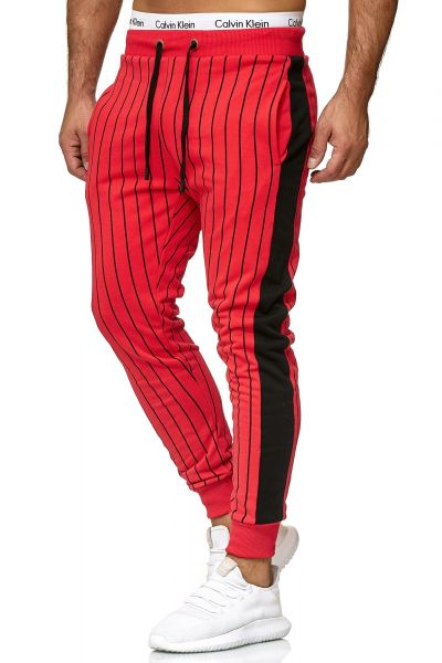Redox Mens Sweatpant A11-14C Red Red