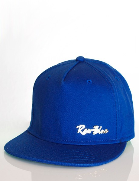 Metalplate Cap Dark Blue