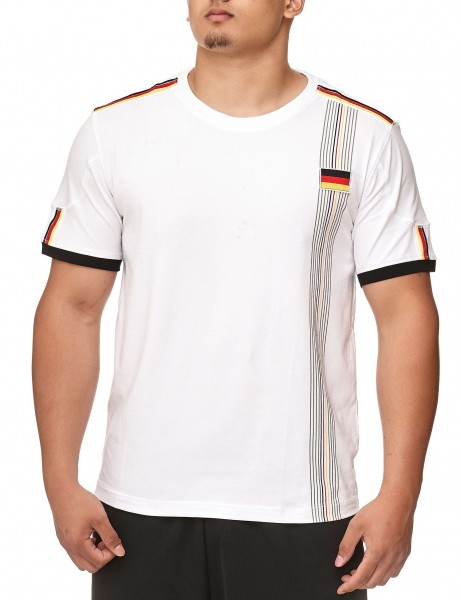 Jack and Jill Germany T-Shirt White