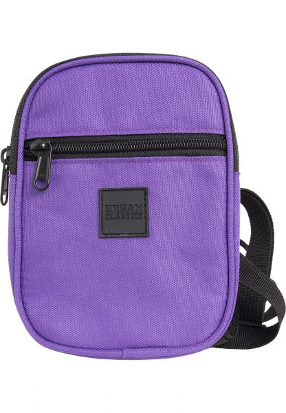 Urban Classics Festival Bag Small TB2145-01459 Purple