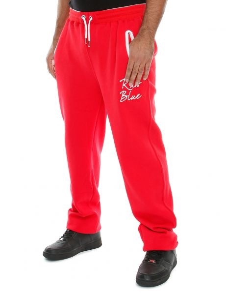 Raw Blue Sweatpant RB6-SP-002 Red