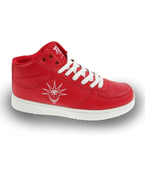 YLD YD-800 Mono Liberty Sneaker Red Red