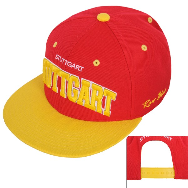 RB Stuttgart Snapback Red