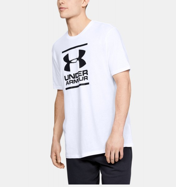 Under Armour Foundation T-Shirt White