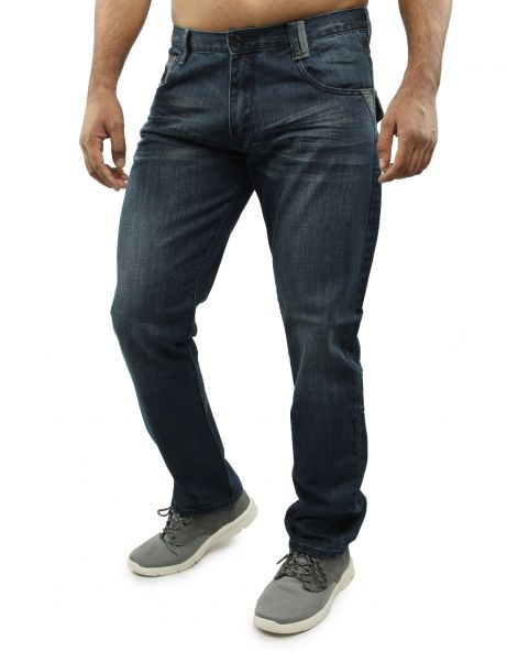 Regal Classic Straight Fit Jeans Blue