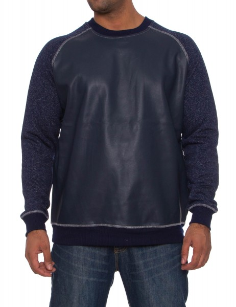 44011 Crewneck Dark Blue