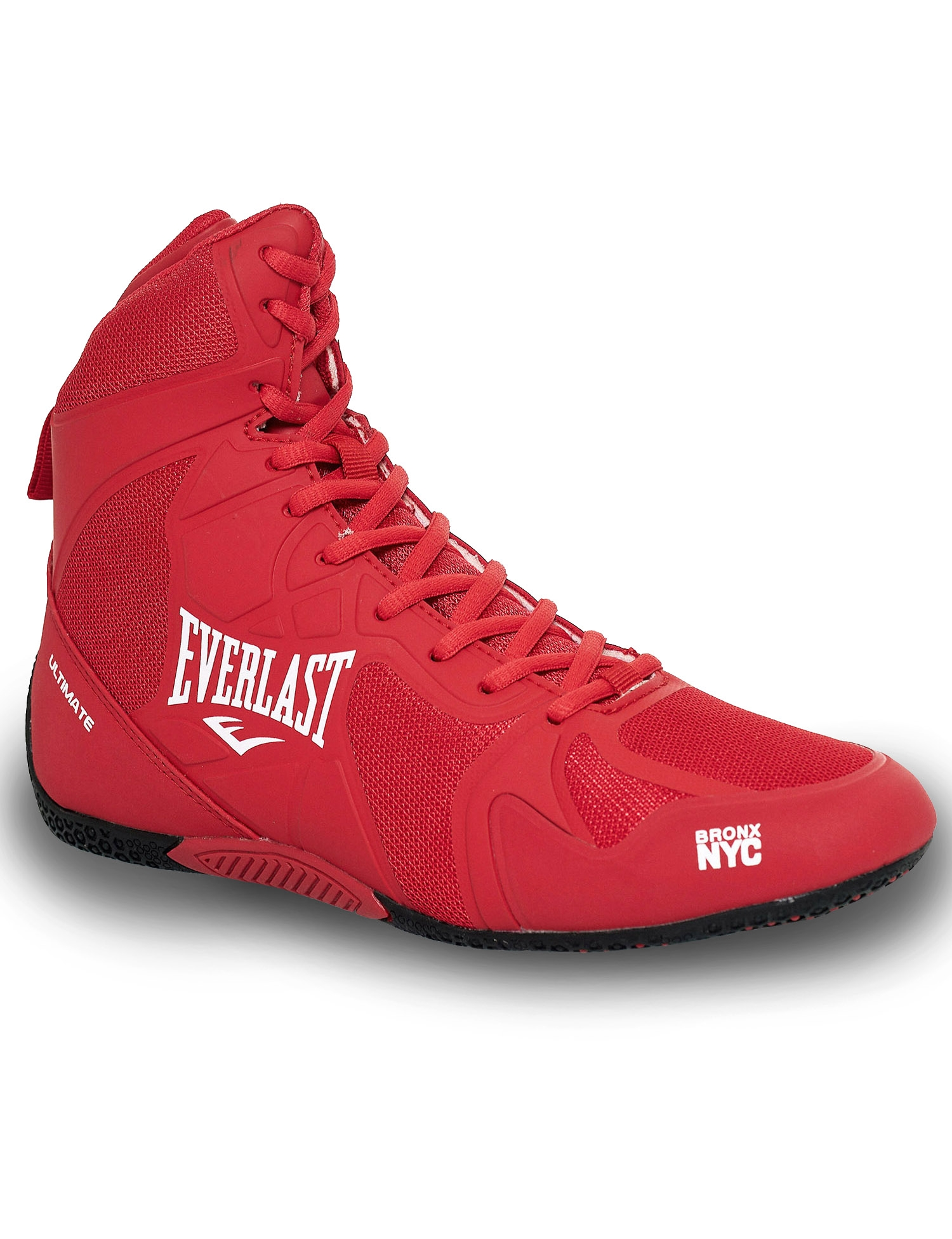 Everlast Boxing Shoe 68376160-04 Red