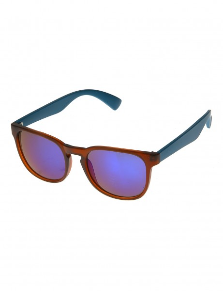 Sunglasses 023832VH Turquoise Brown