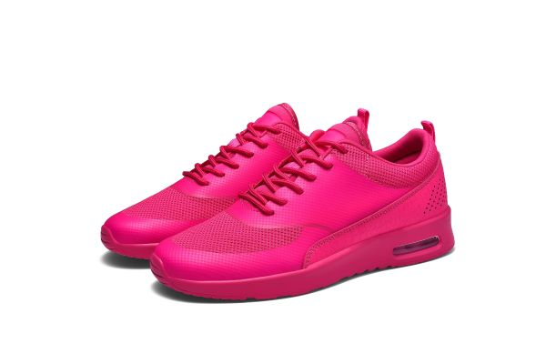 Top Street Sneakers DS9118 Rose Red