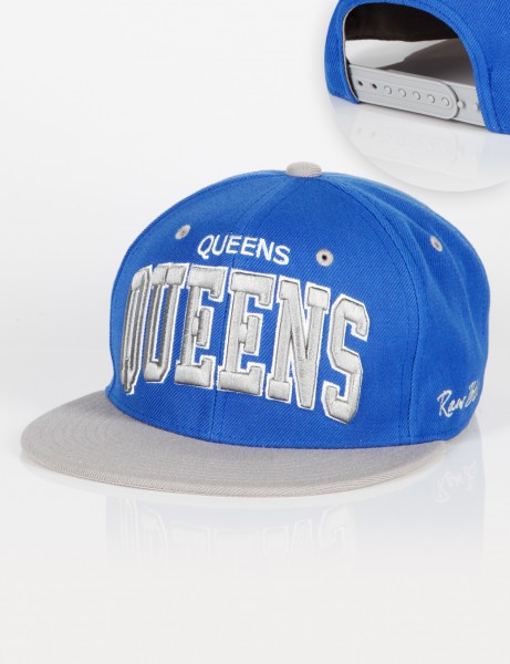 RB Queens Snapback Blue