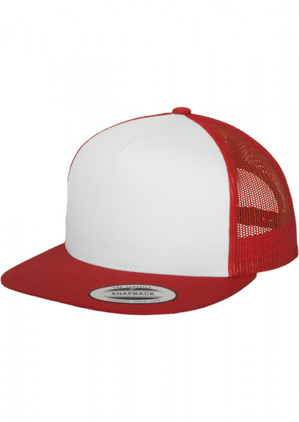 MENS Basic Classic Trucker red/wht/red 6006W-20494
