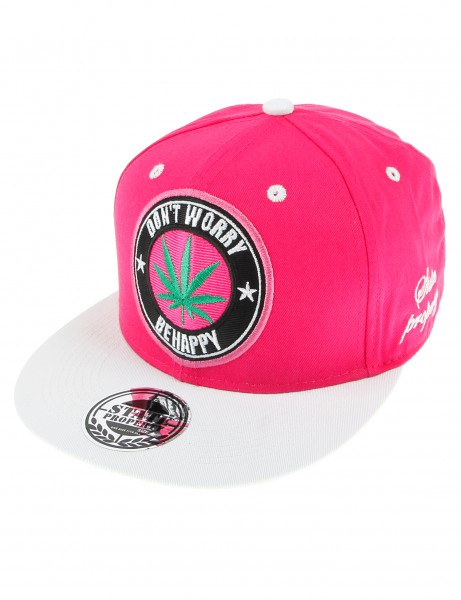 State Property Dont Worry Cap Pink