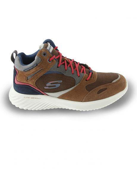 Skechers 52589 Bounder-Hyridge Brown Multi