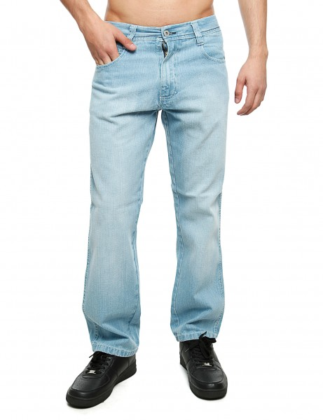 Southpole Relaxed Fit Denim Lt.Sand Blue