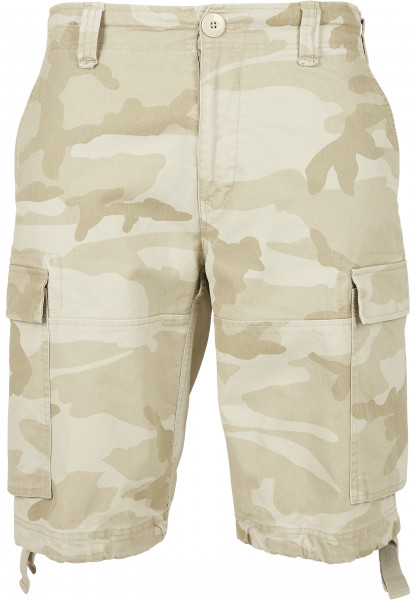 MENS Basic Vintage Shorts sandstorm B2002-22611