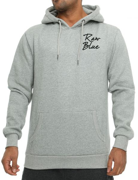 Raw Blue Hoody RB6-FH701 Grey