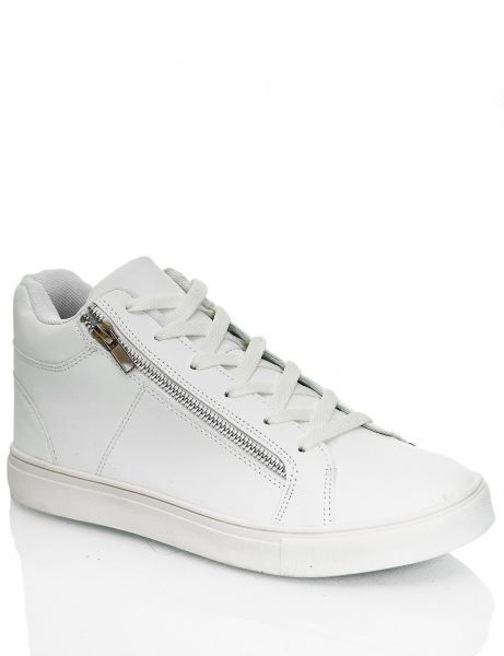 Brave Soul MFW-Mullenw Shoes White