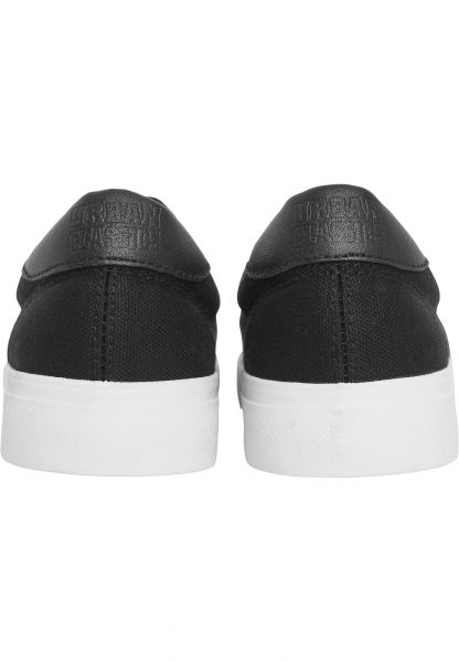 Urban Classics Low Sneaker With Laces TB2124-00050 Black