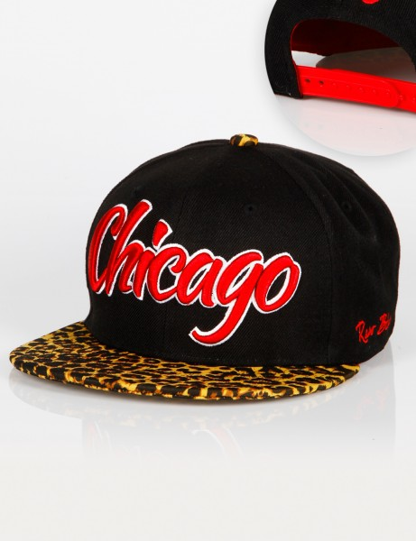 Chicago Leo Snapback Black