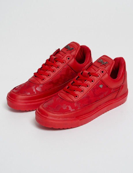 Cash Money Trainers CMS-11 Red