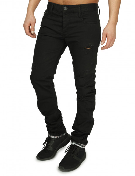 Red Bridge Mens Denim RB-186 Black