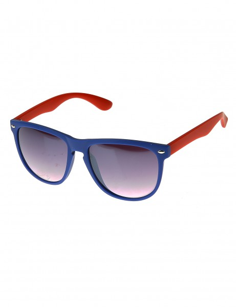 Sunglasses 023760SD Red Blue