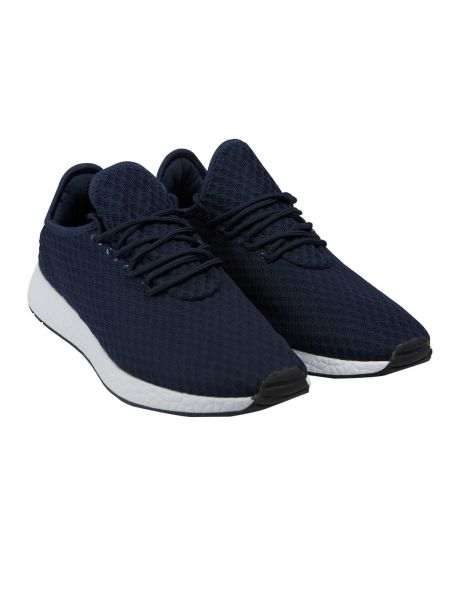 Lifted Sage Light Weight Trainers Navy