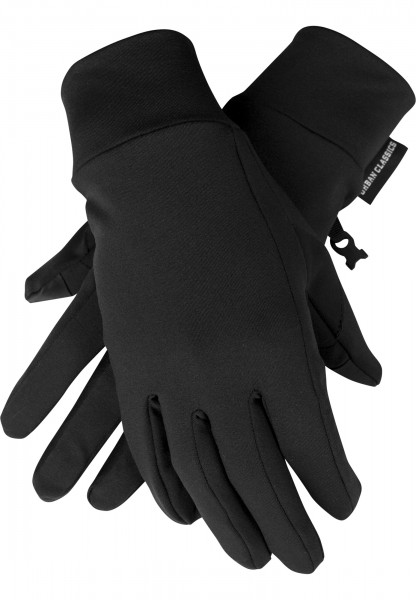 Urban Classics Gloves TB1469-00007 Black