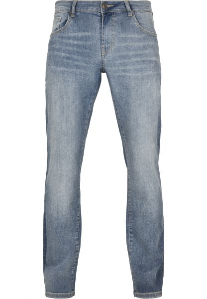 Relaxed Fit Jeans TB3077-02298 Blue