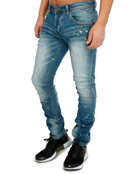 Hard Soda Slim Fit Jeans OMG1206 Indigo