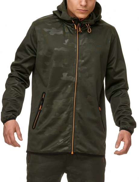 Soul Star MSW-XTE04 Jacket Green