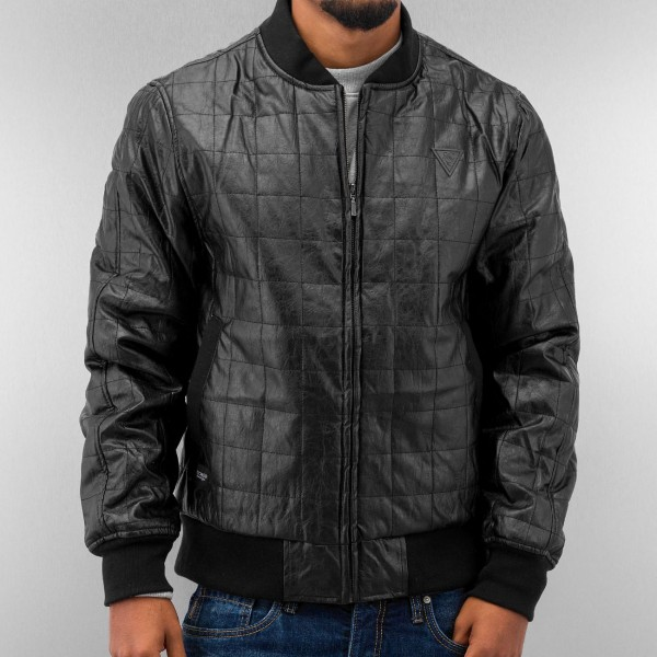 Rocawear Winter Jacket Roc Quilt in black R1408N109100 Black