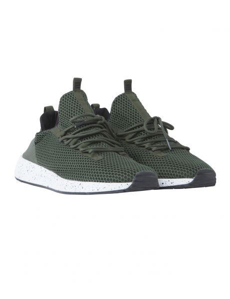 Lifted Tory Light Weight Trainers OLIVE