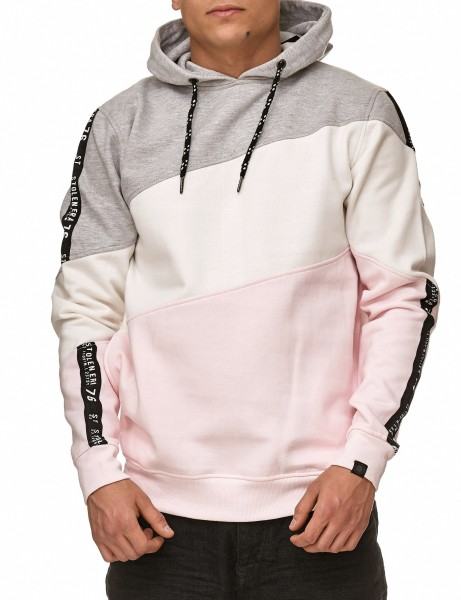 Soul Star MSW-Whip Hoody Pink